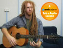 How to play Newton Faulkner style percussive acoustic