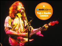 How to play guitar like Rory Gallagher