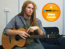 Newton Faulkner on 'double-note' tapping