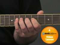 Blues scale string bending for beginners