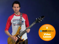 Paul Gilbert on trying new pentatonic positions