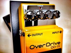 In pictures: Boss OD-1X & DS-1X unboxed