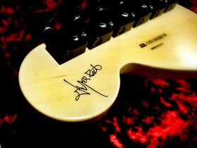 In pictures: Fender Jim Root Jazzmaster unboxed