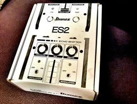 In pictures: Ibanez ES2 Echo Shifter unboxed