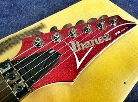In pictures: Ibanez RG550XH unboxed