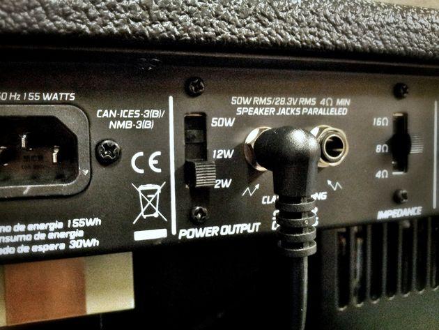 Peavey ValveKing Combo 50