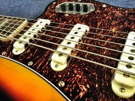 In pictures: Squier Vintage Modified Bass VI unboxed