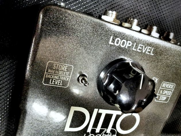 TC Electronic Ditto X2 Looper unboxed