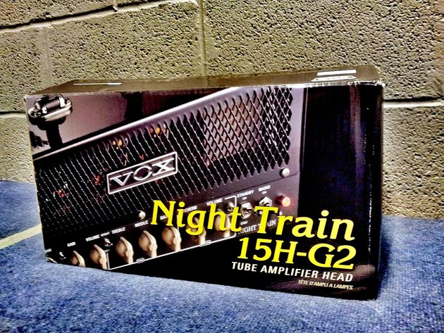 Vox Night Train NT15H-G2