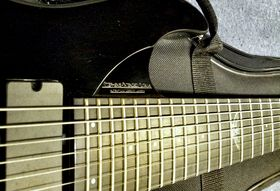 In pictures: Washburn Parallaxe PXM18EB unboxed
