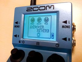 In pictures: Zoom MultiStomp MS-70CDR unboxed