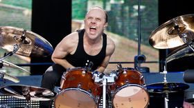 Lars Ulrich to face Will Ferrell and Chad Smith in next Drum-Off