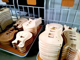 In pictures: Warwick & Framus Factory Tour