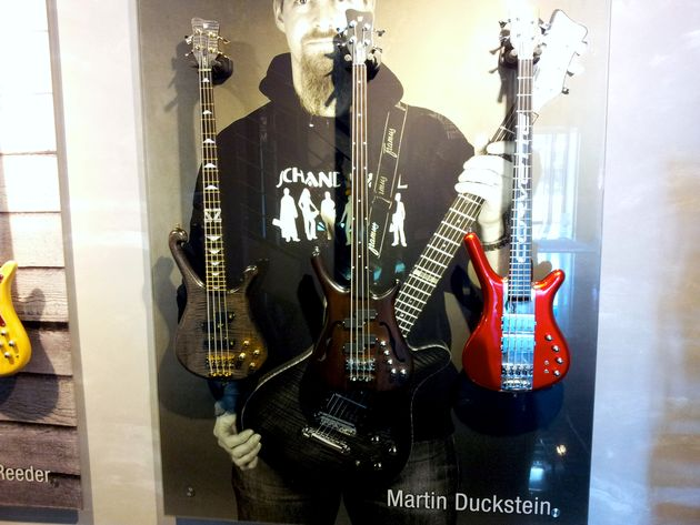 Warwick & Framus Open Day