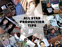 30 all-star production tips