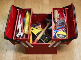 Drummer's toolbox