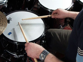 Drum basics: Matched grip