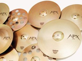 5 best aggressive cymbal sets from £97