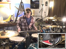 VIDEO: How to play Muse's Time Is Running Out on drums