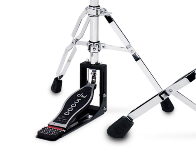 DW 5500TD Turbo Delta hi-hat stands