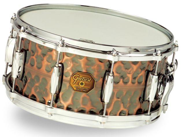 Gretsch Copper Shell