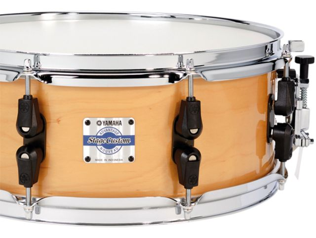 Best beginners' snare: Yamaha Stage Custom Nouveau