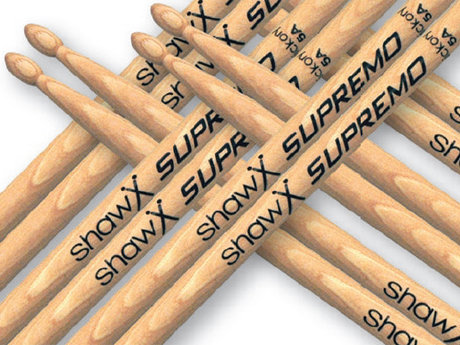 Shaw supremo sticks