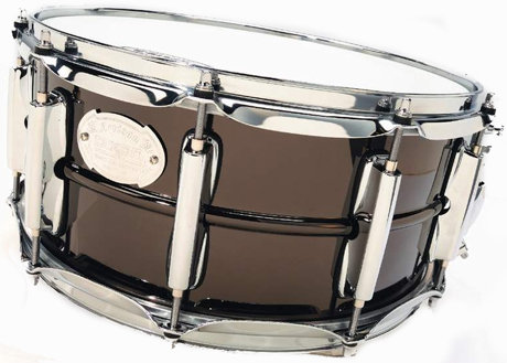 Dixon artisan nickel steel snare