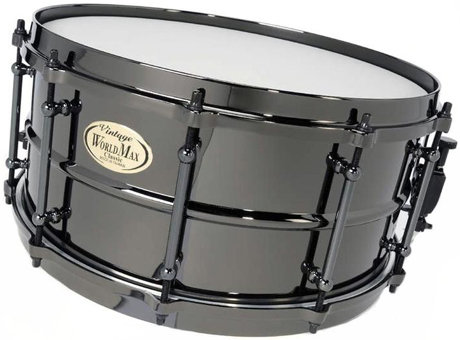 Worldmax metal shell snare