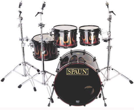Spaun custom