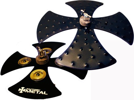 Buyers' guide: effects cymbals | Factory Metal effects ...