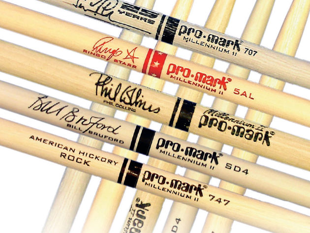 Pro-Mark: Ringo Starr's stick of choice