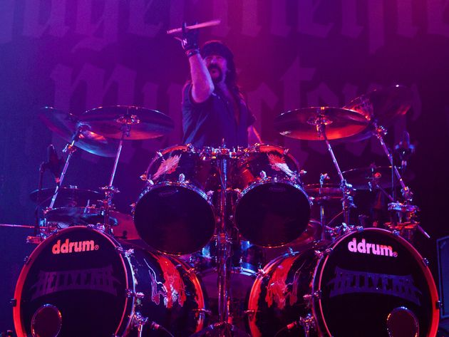 "Pro tip: Vinnie Paul: ""Pace yourself"""