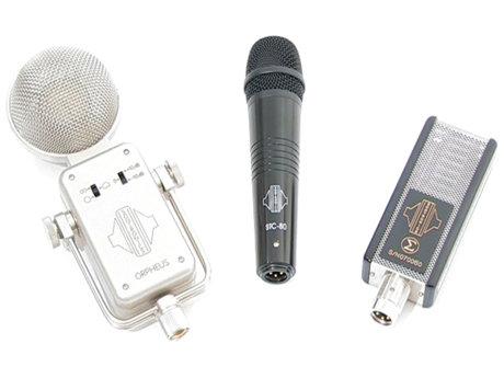 Dynamic mics