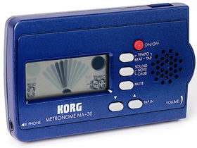 Round-up: 4 Korg digital metronomes