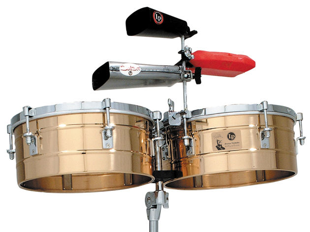 Best timbales: LP Tito Puento Series
