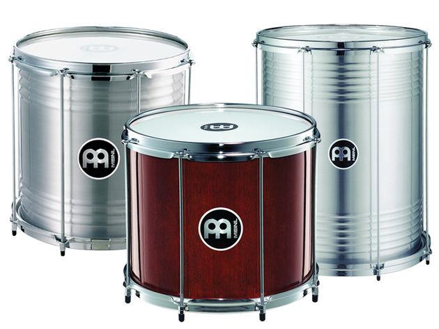 Best auxiliary percussion: Meinl Samba Range