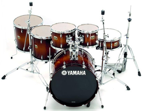 Yamaha tour custom