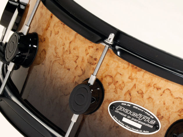 How to buy solid wood snare drums