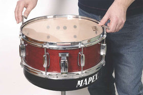 Snare tuning
