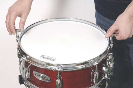 14 Simple Steps To Tuning Your Snare Drum | Snare Tuning ...