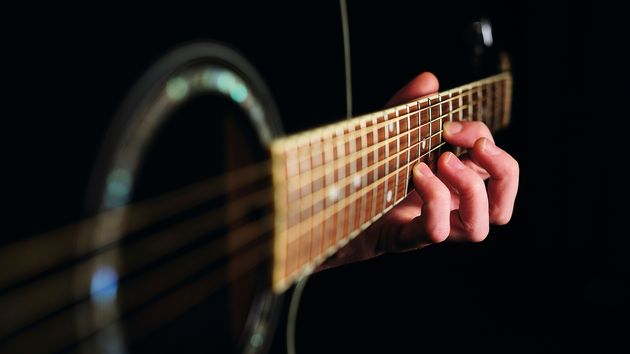 50 gorgeous guitar chords. Scroll right to try all 50...