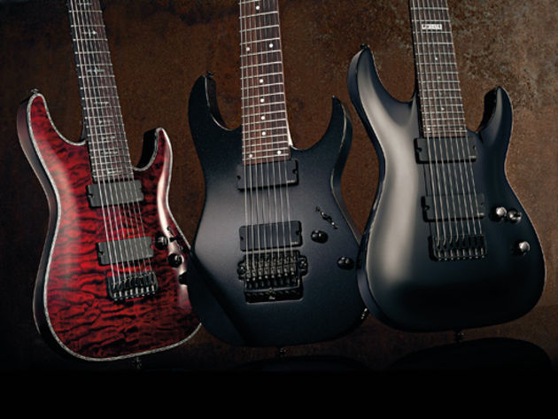 The verdict - which 8-string is best?