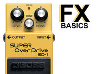 Guitar FX basics: What is overdrive?