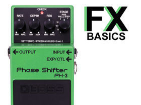 Guitar FX basics: What is a phaser?
