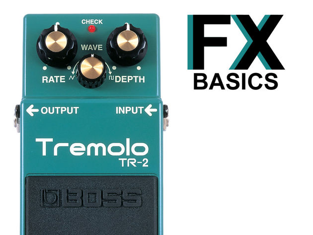 Some Tremolo pedals such as Boss's TR-2 allow you to change the pulse shape for either hard or soft pulses