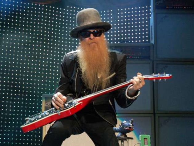 This lesson shows you how Billy Gibbons plays the blues
