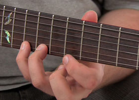 Guitar basics: Combining hammer-ons and pull-offs