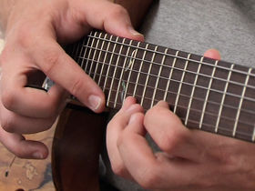 Guitar basics: Tapping