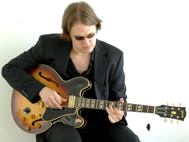 Joe Bonamassa is a new blues hero